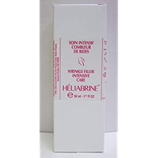 Heliabrine Wrinkle Filler, Face Serum, Anti Wrinkle Serum, For Eyes, Lip, Chin and Entire Facial Serum, with Hyaluronic Acid 50ml.