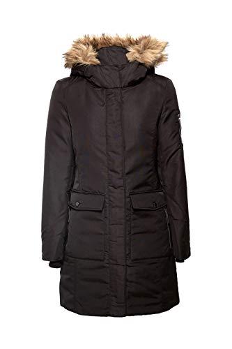 001 Donna Nero Giubbotto Esprit black xIpwgY1q