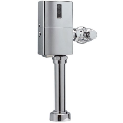 Toto TET1GNN EcoPower Toilet Flushometer Valve Only, Polished Nickel by TOTO (Image #1)