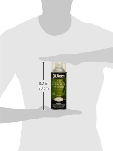 OLD MASTERS 92410 Spar Varnish, 12.8 oz, Gloss by Old Masters (Image #3)