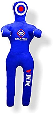 MMA Grappling Dummy - Punnching Dummies, MMA BJJ Jiu Jitsu Hands Front Training Equipment for Adults &