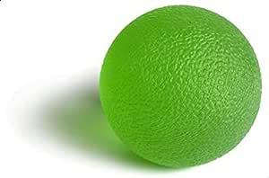 سباكير كرة تمارين اليد 50 ملم قوة وسط اخضر