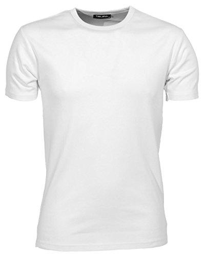 Tee Jays - Camiseta - para mujer blanco