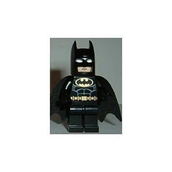 LEGO Batman: Batman Con Negro Traje Minifigura: Amazon.es ...