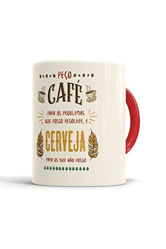 Caneca Café e Cerveja