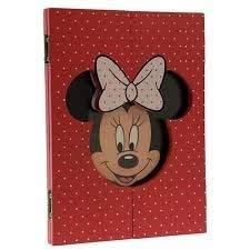 Disney Minnie Red Fold Out Frame [並行輸入品]   B077Z4W1SZ