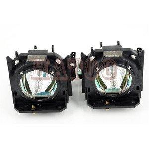 PANASONIC パナソニック PT-DW640用ランプ ET-LAD60AW(2灯セット)プロジェクター交換用ランプ B00PXYI42E