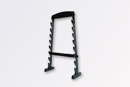 BE-TACKLE 【特製品】居合刀用 据置型8本掛刀台 B07P99HBT3
