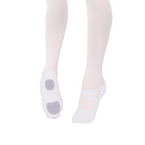 Capezio Hanami Ballet Chaussures De Danse Blanc