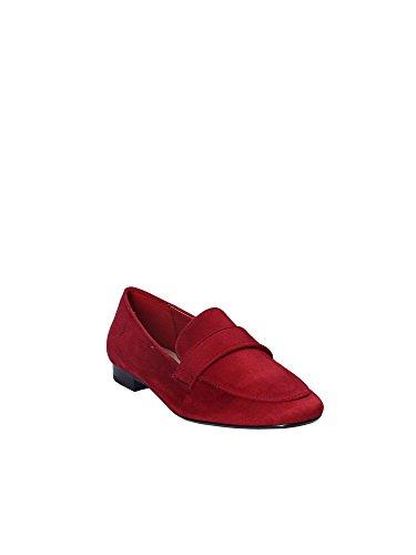 Fornarina Rosso Donna Fornarina Pi18ma1133s077 Mocassino Pi18ma1133s077 arwaXSF