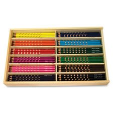 Prang Groove Colored Pencils , 144 / ST , Assorted , Sold as 1セット、各1セットあたり144 B014FTLWIK