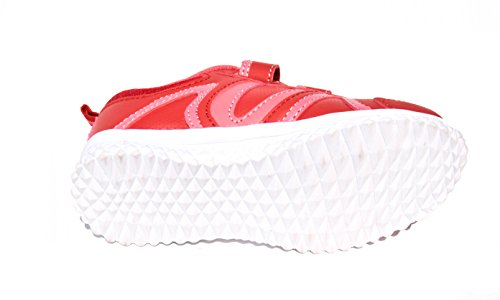 BTS - Zapatillas de Piel para niño 36 Varios Colores - rojo