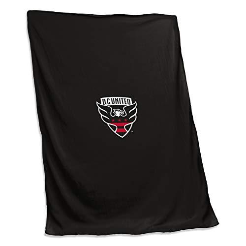- Logo Brands MLS D.C. United Sweatshirt Blanket