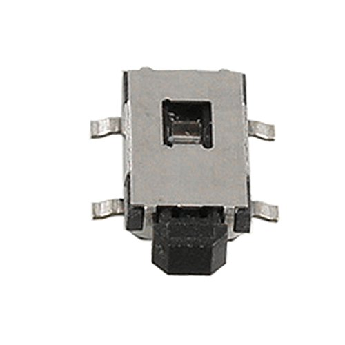1.9 Mm Wall (TONGROU 10 Pcs Momentary Tactile Tact Push Button Switch 6 x 4 x 1.9mm 4 Pin SMD SMT)