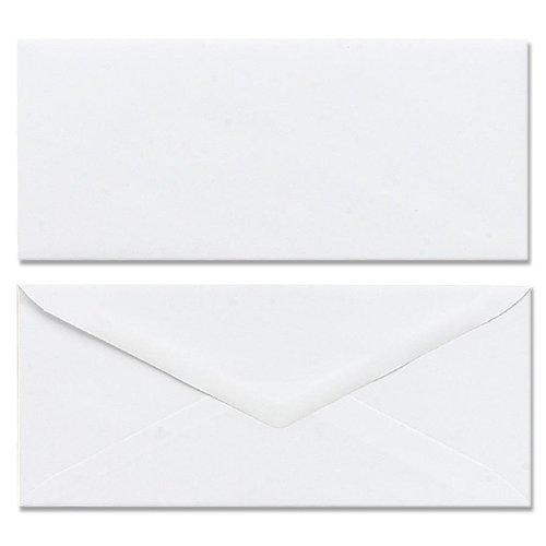 043100751007 - Mead 100PK #6 White Envelope (75100) carousel main 0