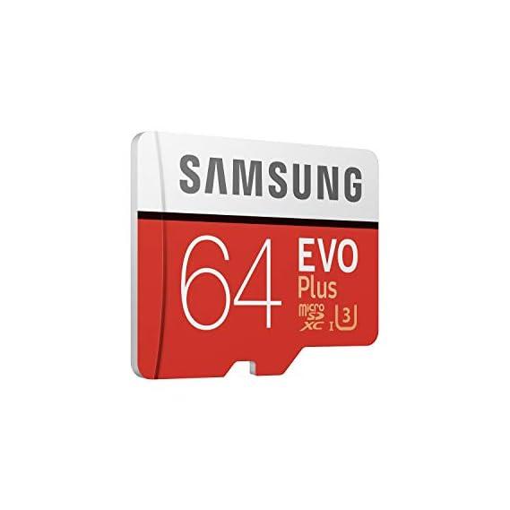 SanDisk Extreme SDXC, SDXVE 64GB, V30, U3, C10, UHS-I, 90MB/s R, 40MB/s W, for 4K Video