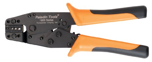 Series Crimper 1600 (Greenlee 1647 Professional Wire Ferrules Crimper, 1600 Series)