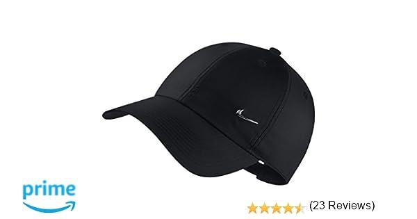 aa4ba9adcaf0a Nike U NK H86 Cap Metal Swoosh Hat
