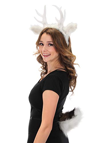 elope Deer Fawn Costume Perky Tail ()