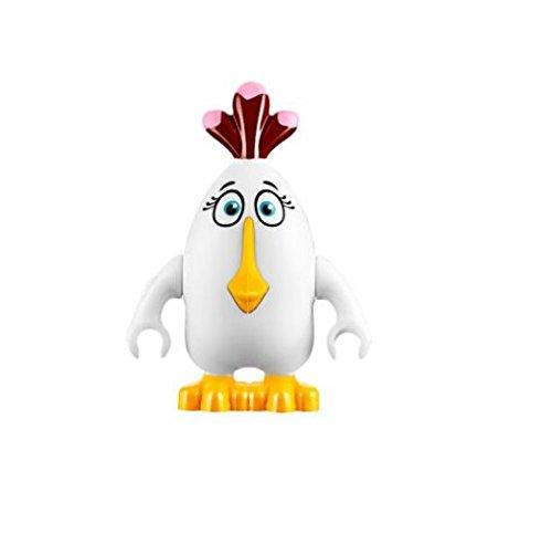 LEGO The Angry Birds Movie Minifigure - Matilda White Bird