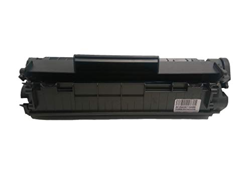 Dinshi 12A Easy Refill Toner Refillable Black Ink Toner Cartridge for Printers HP and Canon