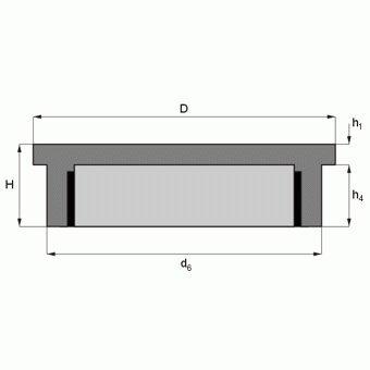 wei/ß Pinnwandmagnet B/üromagnet Memomagnet /Ø 16 x 7 mm FERRIT h/ält 300 g Tafelmagnet f/ür Whiteboard B/üro Lager