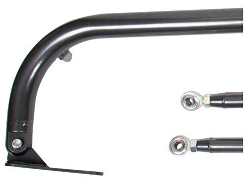 NRG Innovations HBR-001 TI Titanium 47 Harness Bar