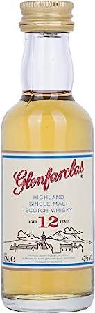 Glenfarclas Glenfarclas 12 Years Old Highland Single Malt Scotch Whisky 43% Vol. 0,05l - 50 ml