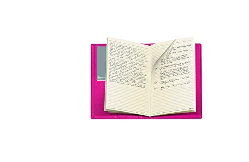 Filofax A4Note Book Pink by Filofax