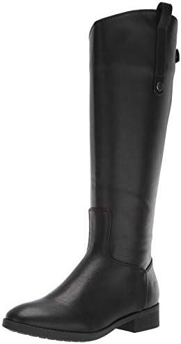 Amazon Essentials Women's Riding Boot in Medium and Wide Calf