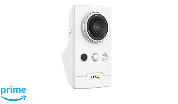 Axis M1065-LW IP Interior Cubo Color Blanco: Axis: Amazon.es: Electrónica