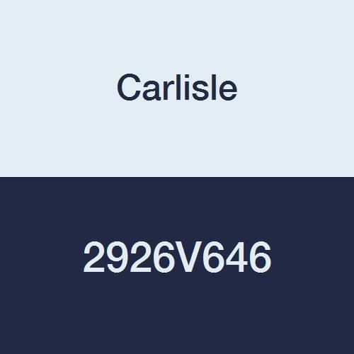 Carlisle 2926V646 Variable Speed Cog-Belt, Rubber, 1.8125...