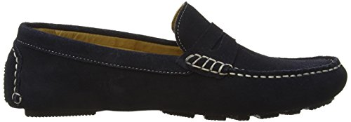 Chatham Escape - Mocasines Hombre Azul - Blue (Navy Suede)