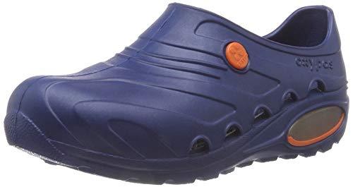 Da Unisex Zoccoli Marino Blu Oxyva Jogger Safety Lavoro Adulto Lavoro Scarpe Oxypas qTtzYt