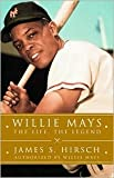 Willie Mays 1st (first) edition Text Only