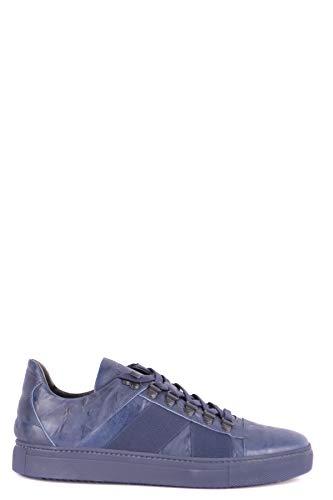 Baskets Cuir Homme Mcbi494005o Stokton Bleu aRCPIPwq