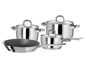 Juego de utensilios de cocina de lujo de 4 piezas: Amazon.es: Hogar