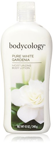 Bodycology Pure White Gardenia Moisturizing Body Lotion 12 Oz