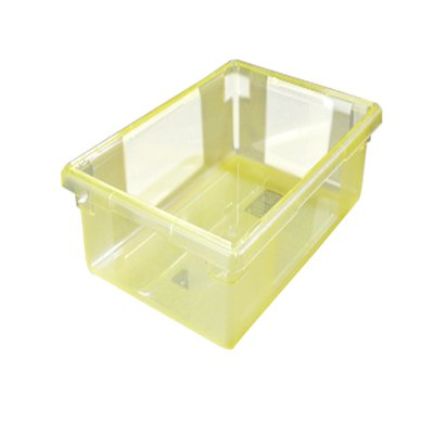 - 5 Gallon Yellow StorPlus Color-Coded Food Storage Box 18