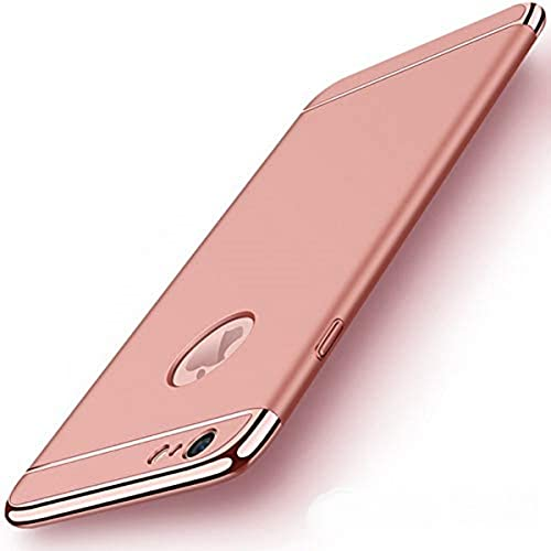 Ron Back Cover For Apple iPhone 6/6S   Plastic|Rosegold