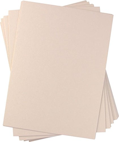 Nude Metallic Cardstock, 8 1/2 x 11 Curious Metallics 111lb Cover, 25 pack Curious Metallics Cover
