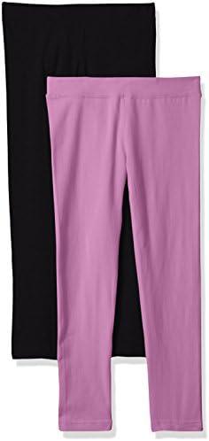 Clementine Apparel Girls Ultra Soft 3 Pack Leggings for Girls Leggings