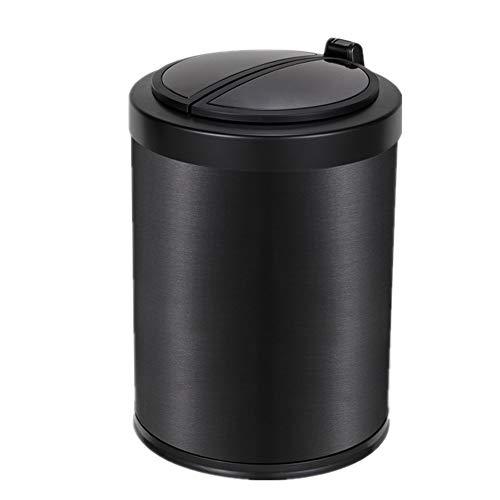JenLn Container met recycling 8L capaciteit Intelligent Inductie Trash Can Thuis Keuken Badkamer Creatieve RVS…