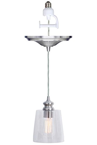 Malley Pendant CONVERSION BRUSHED NICKEL product image