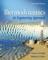 Thermodynamics with Student Resources DVD 7th (seventh) edition Text Only