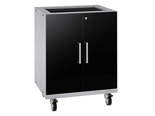(NewAge Performance Plus 2.0 Garage Cabinet Glossy Black)