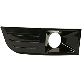 DAT AUTO PARTS Fog LAMP MOLDING Replacement for 07-09 Ford FUSIONLEFT Driver Side Black Bezel Fog Light Hole FO1038108
