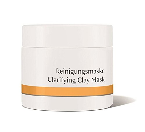 Dr Hauschka Cleansing Mask (Dr. Hauschka Clarifying Clay Mask (Formerly: Cleansing), 3.17-Ounce Box)