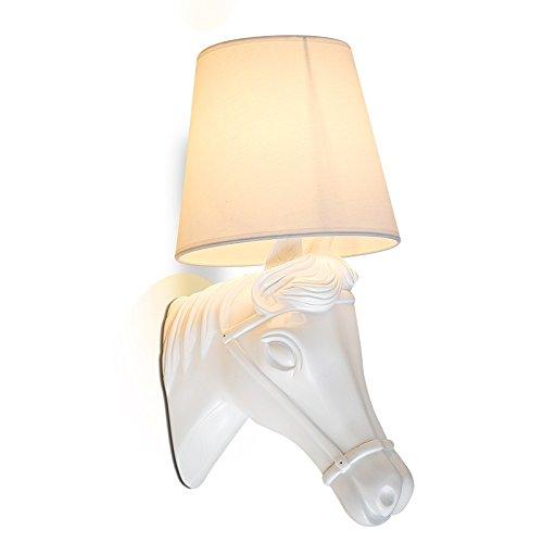 Anbiratlesn Modern Wandleuchten E27 Antik Wandlampe Vintage Rustikal Wandlampe für Schlafzimmer Wohnzimmer Bar Flur Badezimmer Küche Balkon Innen Lampe Nachttischlampe Gang Wandleuchte