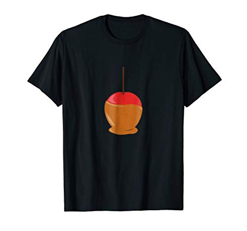 APPLE Caramel Halloween T-shirt]()